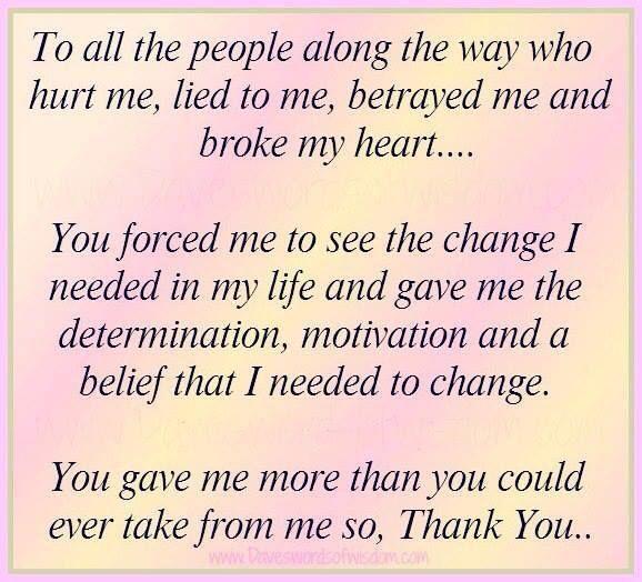 past healing